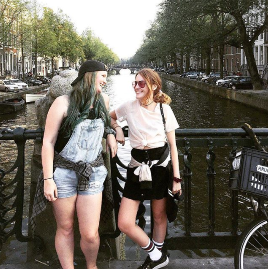 Founders of Lake Shore Dive in Amsterdam
