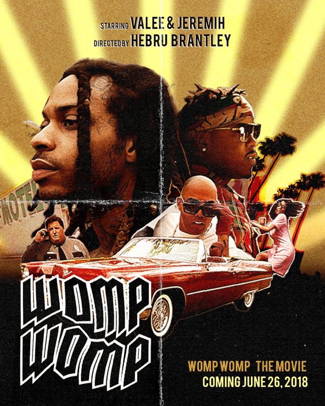 Womp Womp Movie Poster