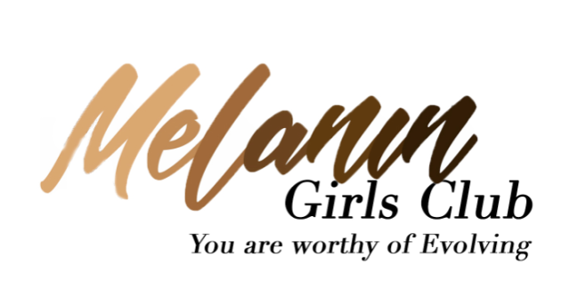 Melanin Girls Club logo